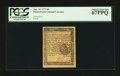 Colonial Notes:Pennsylvania, Pennsylvania April 10, 1777 6d PCGS Superb Gem New 67PPQ.. ...