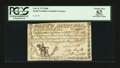 Colonial Notes:South Carolina, South Carolina February 8, 1779 $60 PCGS Apparent Choice New 63.....