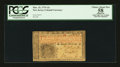 Colonial Notes:New Jersey, New Jersey March 25, 1776 12s PCGS Apparent Choice About New 58.....