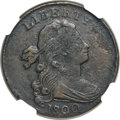 Large Cents, 1800 1C 80/79 -- Corrosion -- NGC Details. VF. NC-2, B-11, HighR.6. ...