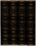 Books:Fine Bindings & Library Sets, [Fine Binding]. Thomas Babington Macaulay. The History ofEngland. Lippincott, 1868. Later edition. Half leather...(Total: 4 Items)