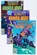 Bronze Age (1970-1979):Horror, Secrets of Haunted House Group (DC, 1978-82) Condition: AverageVF/NM.... (Total: 28 Comic Books)