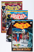 Bronze Age (1970-1979):Horror, Tomb of Dracula Group (Marvel, 1972-79) Condition: AverageVG/FN.... (Total: 64 Comic Books)