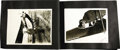 Transportation:Aviation, Album of Early Aviation Photos Including Famous Aviators such asAmelia Earhart, Charles and Ann Lindbergh, and Laura Ingles...(Total: 1 Item)
