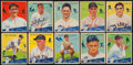 Baseball Cards:Lots, 1934 Goudey Baseball Collection (20 Different) With HoFers and HighNumbers....