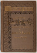Books:Americana & American History, James A. Garfield [subject]. Memorial Address. Govt.Printing Office, 1882. First edition, first printing. Lacki...