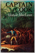 Books:Biography & Memoir, Alistair MacLean. Captain Cook. Doubleday, 1972. First American edition, first printing. Minor toning and rubbing. N...