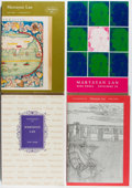 Books:Books about Books, [Books About Books]. Group of Four Book Catalogs from MartayanLan. Near fine.... (Total: 4 Items)