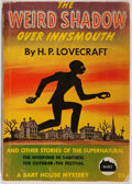 Books:Horror & Supernatural, H. P. Lovecraft. The Weird Shadow Over Innsmouth.Bartholomew House, 1944. Mass market edition, first printing.Mino...