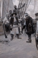 "HOWARD PYLE (American, 1853-1911) ""Again, My Captain (Pirates)"", New York Colonial Privateers, Harper's New Mo..."