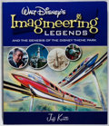 Books:Art & Architecture, [Walt Disney]. Jeff Kurtti. Imagineering Legends. Disney, 2008. First edition, first printing. Fine....