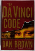 Books:Mystery & Detective Fiction, Dan Brown. SIGNED. The Da Vinci Code. Doubleday, 2003. Firstedition, first printing. Signed by the author. ...