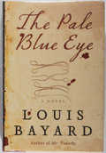 Books:Mystery & Detective Fiction, Louis Bayard. The Pale Blue Eye. HarperCollins, 2006. First edition, first printing. Fine....