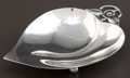 Silver Holloware, American:Bowls, A TIFFANY & CO. SILVER NUT DISH . Tiffany & Co., New York,New York, circa 1940. Marks: TIFFANY & CO., MAKERS STERLING,22...