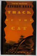Books:Mystery & Detective Fiction, Nevada Barr. SIGNED. Track of the Cat. Putnam, 1993. Firstedition, first printing. Signed by the author. Fine....
