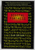 Books:Mystery & Detective Fiction, Dan Brown. SIGNED. Digital Fortress. St. Martin's, 1998.First edition, first printing. Signed by the author. Li...