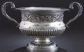 Silver Holloware, British:Holloware, A GOLDSMITHS & SILVERSMITHS GEORGE V SILVER AND SILVER GILTCENTER BOWL . Goldsmiths & Silversmiths Co., Ltd., London,Engla...