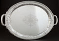 Silver Holloware, American:Trays, A GORHAM MAINTENON PATTERN SILVER TRAY . GorhamManufacturing Co., Providence, Rhode Island, 1931. Marks: (lion-...