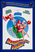 """Movie Posters:Animation, Roller Coaster Rabbit (Buena Vista, 1990). One Sheet (27"""" X 40"""")DS. Animation.. ..."""
