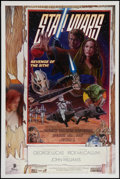 "Star Wars: Episode III - Revenge of the Sith (20th Century Fox, 2005). Autographed One Sheet (27"" X 40"") Style..."