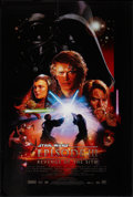 """Movie Posters:Science Fiction, Star Wars: Episode III - Revenge of the Sith (20th Century Fox, 2005). One Sheet (27"""" X 40"""") DS. Science Fiction.. ..."""