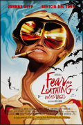"Movie Posters:Adventure, Fear and Loathing in Las Vegas (Universal, 1998). One Sheet (27"" X39.5""). Adventure.. ..."