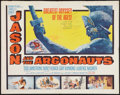 "Movie Posters:Fantasy, Jason and the Argonauts (Columbia, 1963). Half Sheet (22"" X 28"").Fantasy.. ..."