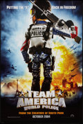 """Movie Posters:Animation, Team America: World Police (Paramount, 2004). One Sheet (27"""" X 41"""") DS Advance. Animation.. ..."""