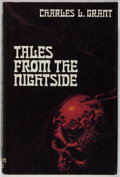 Books:Horror & Supernatural, Charles L. Grant. Tales from the Nightside. Arkham House,1981. First edition, first printing. Minor toning and bump...