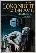 Books:Horror & Supernatural, Charles L. Grant. SIGNED/LIMITED. The Long Night of theGrave. Grant, 1986. First edition, first printing. Limited...
