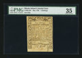 Colonial Notes:Rhode Island, Rhode Island May 1786 5s PMG Choice Very Fine 35.. ...