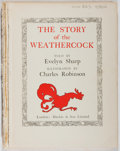 Books:Prints & Leaves, Large Lot of Charles Robinson Children's Book Illustrations. FromThe Story of the Weathercock as told by Evelyn Sharp, ...
