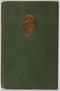 Books:Medicine, William Osler. The Old Humanities and the New Science.Houghton Mifflin, 1920. First edition, first printing. Bookpl...
