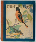 Books:Natural History Books & Prints, Fern Bisel Peat [illustrator]. Frank North Shankland. The Bird Book. Saalfield, 1931. Minor toning and rubbing. Colo...