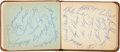 Autographs:Others, 1960 New York Yankees Team Signed Autograph Album....