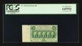 Fractional Currency:First Issue, Fr. 1310a 50¢ First Issue PCGS Very Choice New 64PPQ.. ...