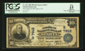 National Bank Notes:Tennessee, Sparta, TN - $10 1902 Plain Back Fr. 625 The American NB Ch. #(S)7912. ...