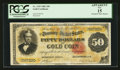 Large Size:Gold Certificates, Fr. 1193 $50 1882 Gold Certificate PCGS Apparent Fine 15.. ...