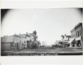 Western Expansion:Cowboy, Miles City, Montana: Fine Quality Reprint of 1883 City View....