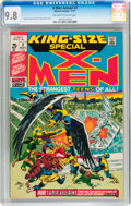 Bronze Age (1970-1979):Superhero, X-Men Annual #2 (Marvel, 1971) CGC NM/MT 9.8 Off-white to whitepages....