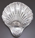 Silver Holloware, British:Holloware, AN ATKIN BROTHERS VICTORIAN SILVER DISH . Atkin Brothers,Sheffield, England, circa 1893-1894. Marks: (lion passant),(crown...