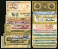 Canadian Currency: , Canada and Western Hemisphere Including Mexico - Part Two.. ...(Total: 47 notes)