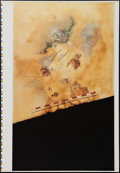 "Movie Posters:Adventure, Hook by John Alvin (Tri-Star, 1991). Artist's Proof Poster (28"" X40.5""). Adventure.. ..."