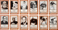 """Football Cards:Lots, Autographed 1970's """"The Immortal Roll"""" Football Cards Collection (45). ..."""