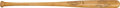 Baseball Collectibles:Bats, 1969 Mickey Mantle Post-Career Game Used & Signed Bat....
