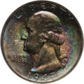 Washington Quarters: , 1947-S 25C MS67 NGC. NGC Census: (640/2). PCGS Population (129/3).Mintage: 5,532,000. Numismedia Wsl. Price for problem fr...