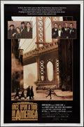 """Movie Posters:Crime, Once Upon a Time in America (Warner Brothers, 1984). One Sheet (27""""X 41"""") Advance. Crime.. ..."""