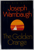 Books:Mystery & Detective Fiction, Joseph Wambaugh. SIGNED. The Golden Orange. Perigord/Mprrow,1990. First edition, first printing. Signed by the au...