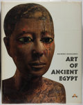 Books:Art & Architecture, [Ancient Egypt]. Kazimierz Michalowski. Art of Ancient Egypt. New York: Abrams, [n.d., ca. 1968]. First edition in E...