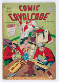 Golden Age (1938-1955):Superhero, Comic Cavalcade #25 (DC, 1948) Condition: VG-....